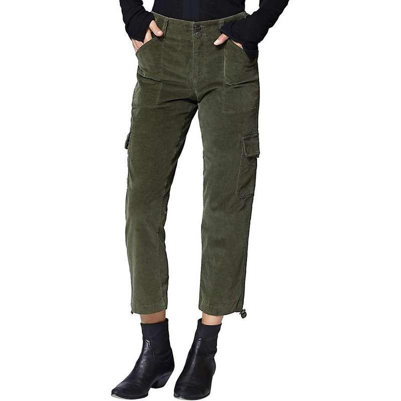サンクチュアリー レディース カジュアルパンツ ボトムス Sanctuary Women's Terrain Crop Pant Dark Prosperity Green
