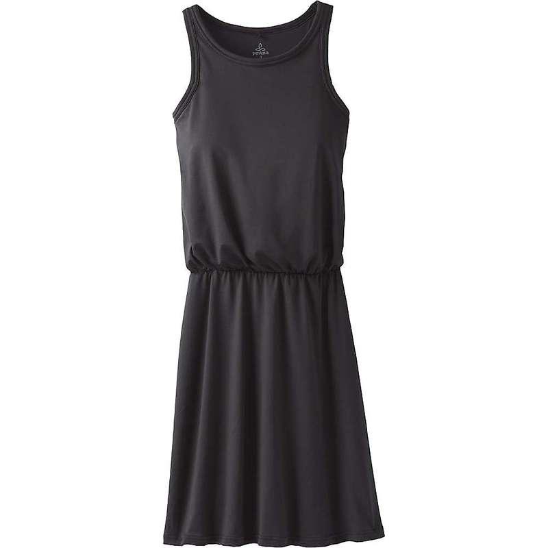 プラーナ レディース ワンピース トップス Prana Women's Mandoline Dress Black