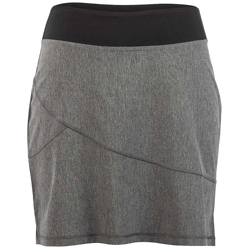 イルスガーナー レディース スカート ボトムス Louis Garneau Women's Bormio Skirt Asphalt
