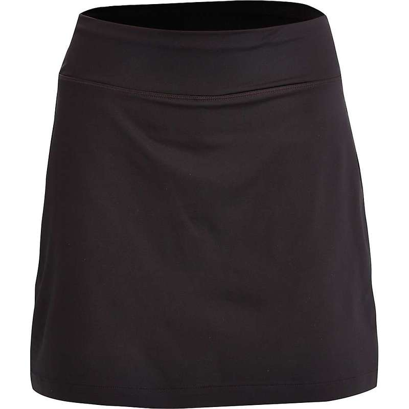 ロル レディース スカート ボトムス Lole Women's Cross Court Skort Black