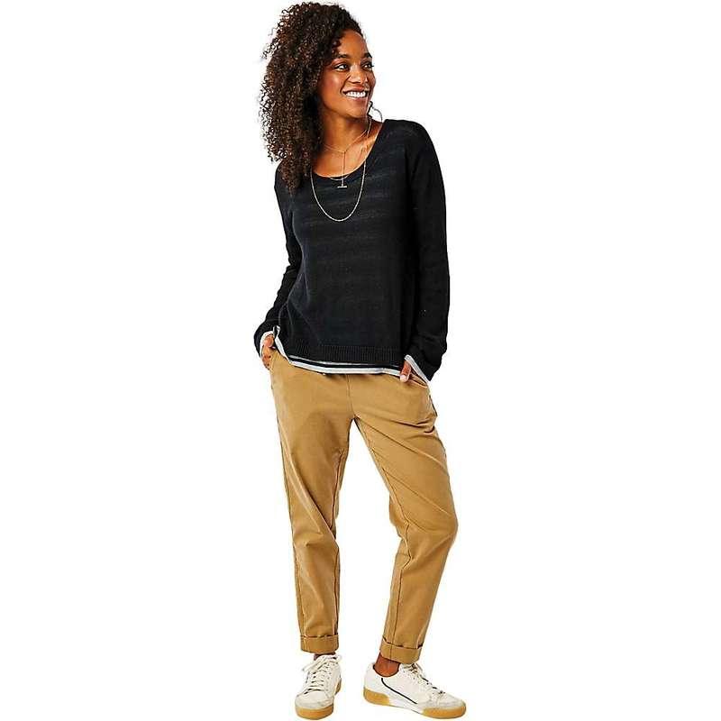 カーブデザイン レディース ニット・セーター アウター Carve Designs Women's Wiley Sweater Black