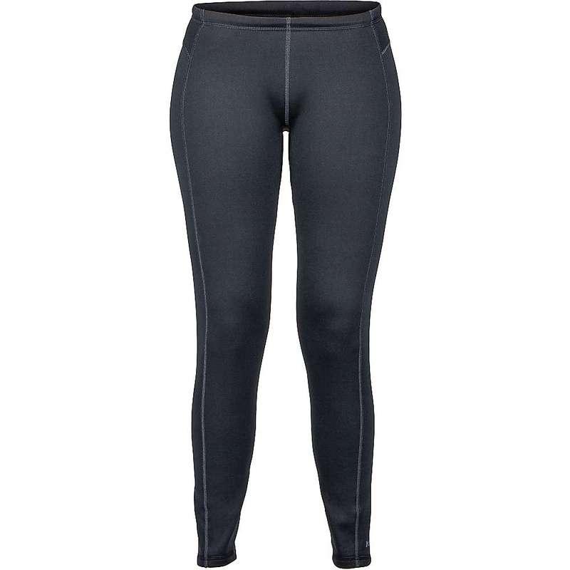 マーモット レディース カジュアルパンツ ボトムス Marmot Women's Stretch Fleece Pant Black