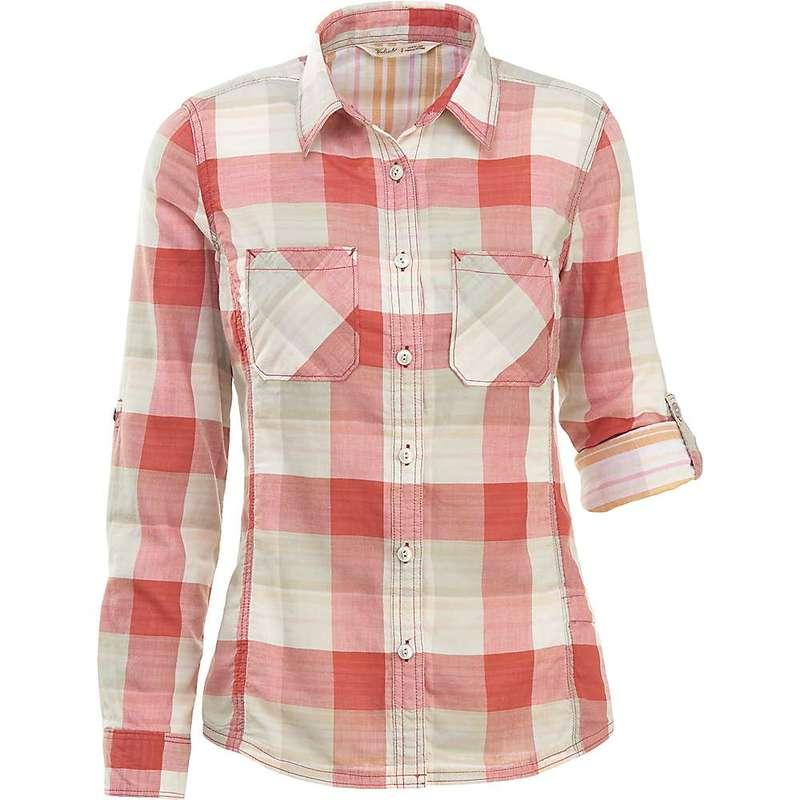 ウール リッチ レディース シャツ トップス Woolrich Women's Eco Rich Conundrum Convertible Shirt Terracotta Multi