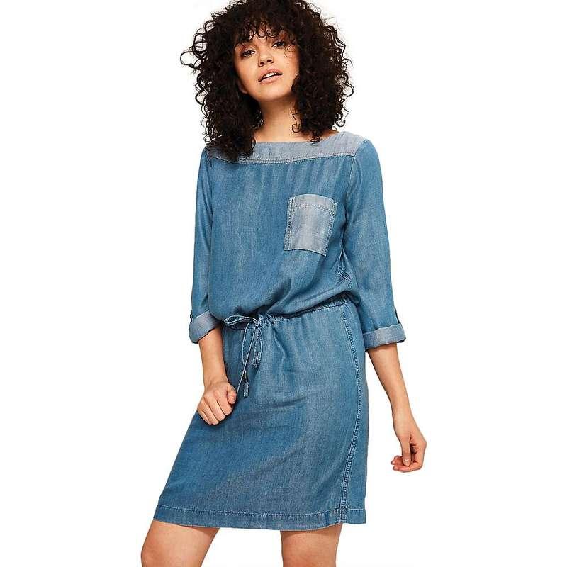 ロル レディース ワンピース トップス Lole Women's Oligny Dress Medium Blue Denim Wash