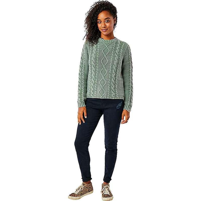 カーブデザイン レディース ニット・セーター アウター Carve Designs Women's Walsh Sweater Frosted Moss
