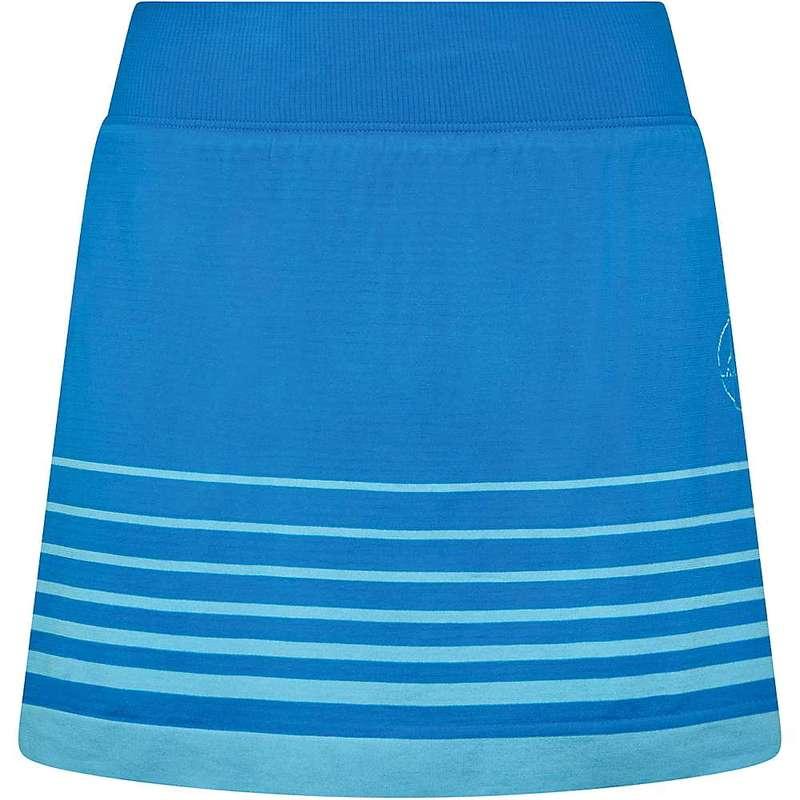 ラスポルティバ レディース スカート ボトムス La Sportiva Women's Xplosive Skirt Neptune / Pacific Blue