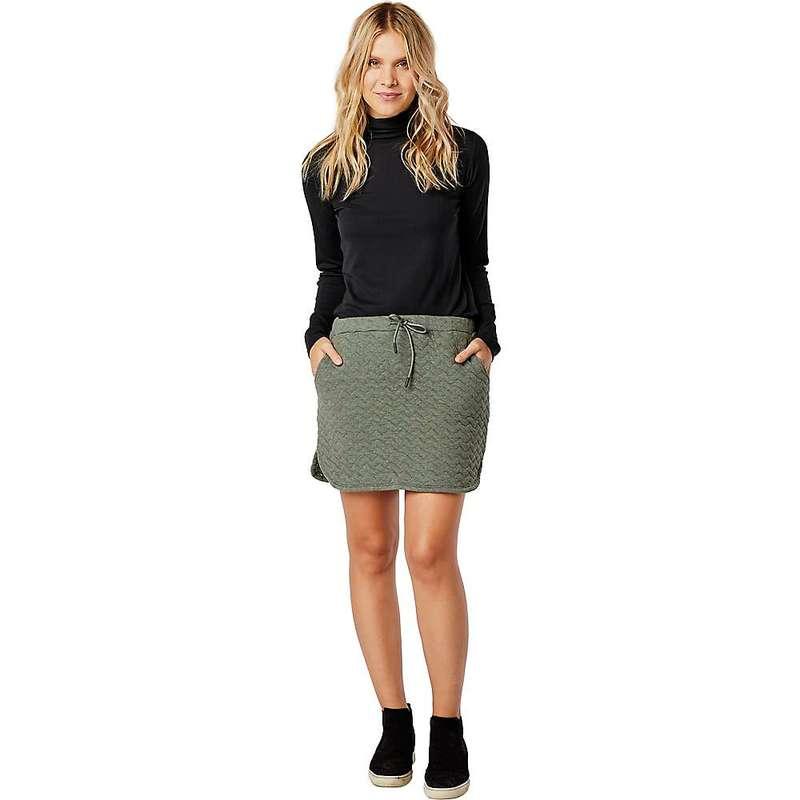 カーブデザイン レディース スカート ボトムス Carve Designs Women's Cypress Skirt Moss Heather