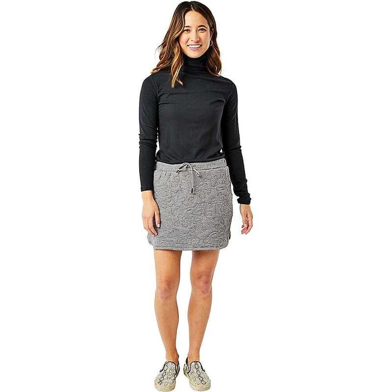 カーブデザイン レディース スカート ボトムス Carve Designs Women's Cypress Skirt Pewter Heather