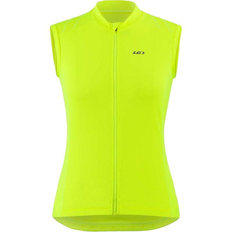 イルスガーナー レディース Tシャツ トップス Louis Garneau Women's Beeze 3 Sleeveless Top Bright Yellow