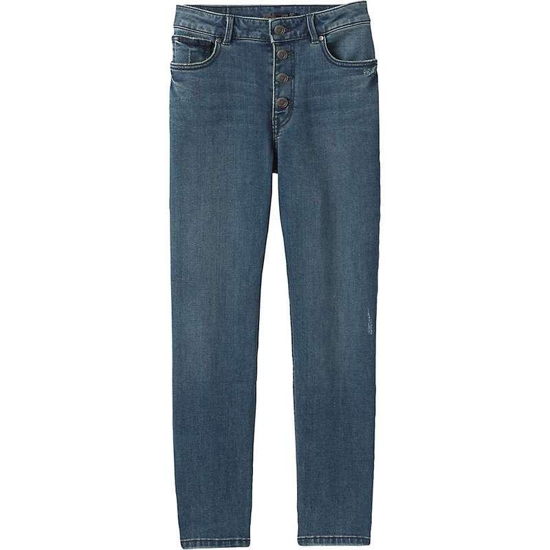 プラーナ レディース カジュアルパンツ ボトムス Prana Women's Gram Crop Jean Heritage Wash