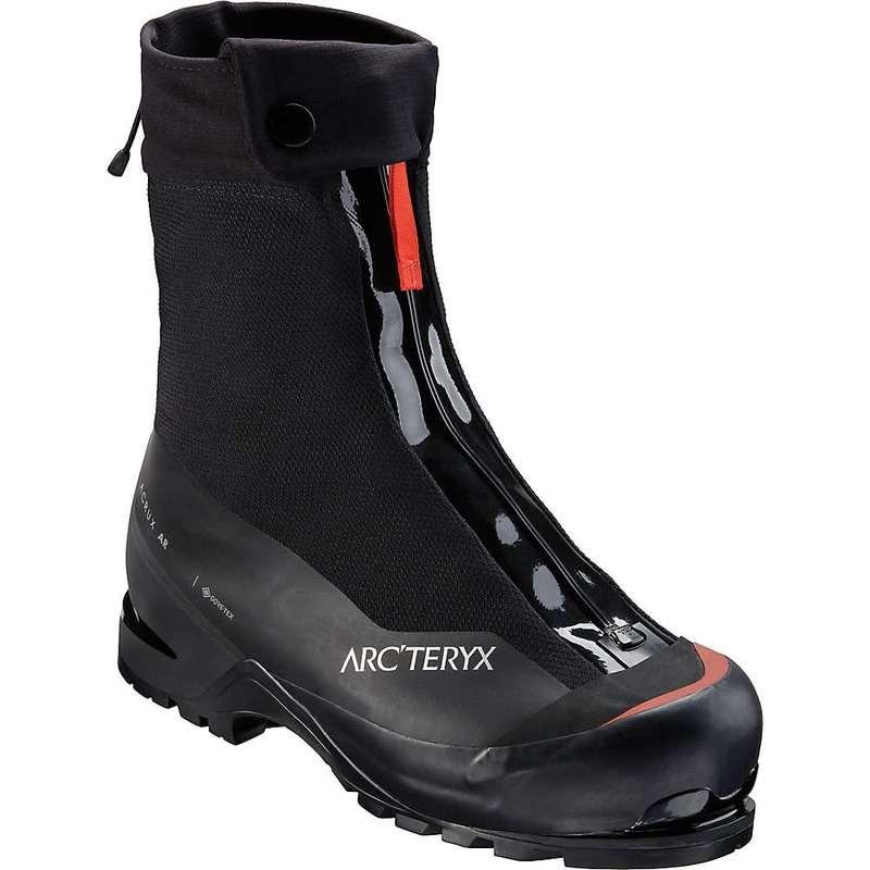 アークテリクス メンズ ブーツ・レインブーツ シューズ Arcteryx Men's Acrux AR Mountaineering Boot Black / Black