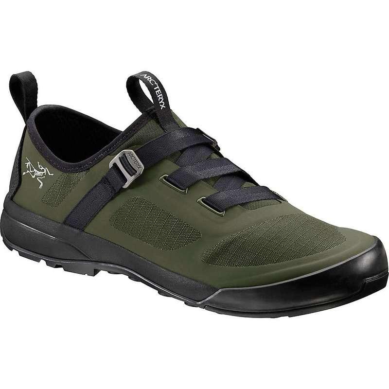 アークテリクス メンズ ブーツ・レインブーツ シューズ Arcteryx Men's Arakys Approach Shoe Wildwood / Black
