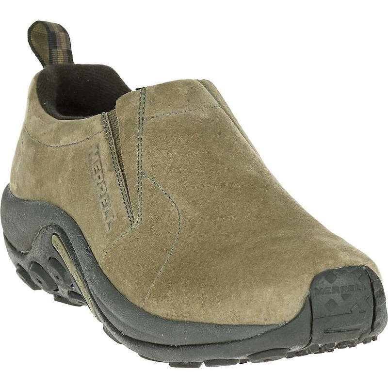 メレル メンズ スニーカー シューズ Merrell Men's Jungle Moc Shoe Dusty Olive