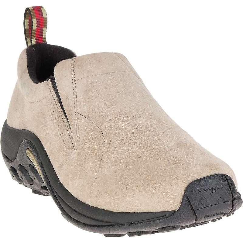 メレル メンズ スニーカー シューズ Merrell Men's Jungle Moc Shoe Taupe