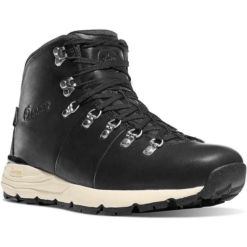 送料無料 サイズ交換無料 ダナー メンズ シューズ ブーツ レインブーツ Danner Boot 600 Men's Black Mountain 4.5IN 流行のアイテム 最安値挑戦