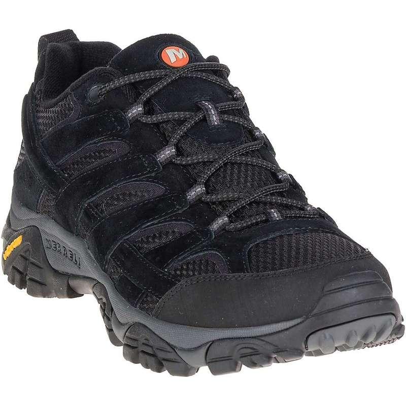 メレル メンズ ブーツ・レインブーツ シューズ Merrell Men's MOAB 2 Vent Shoe Black Night