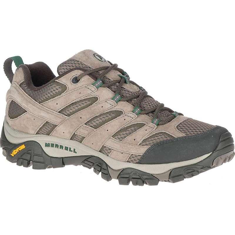 メレル メンズ ブーツ・レインブーツ シューズ Merrell Men's MOAB 2 Vent Shoe Boulder