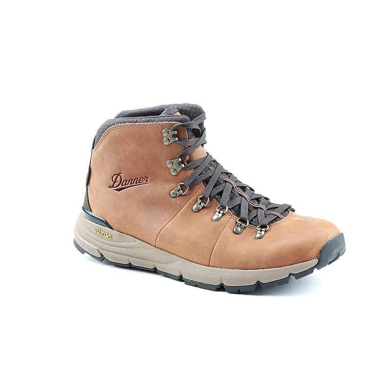送料無料 サイズ交換無料 ダナー メンズ シューズ ブーツ レインブーツ ランキングTOP5 Rich Brown Men's Grain Danner Boot Full 4.5IN Mountain 600 特価