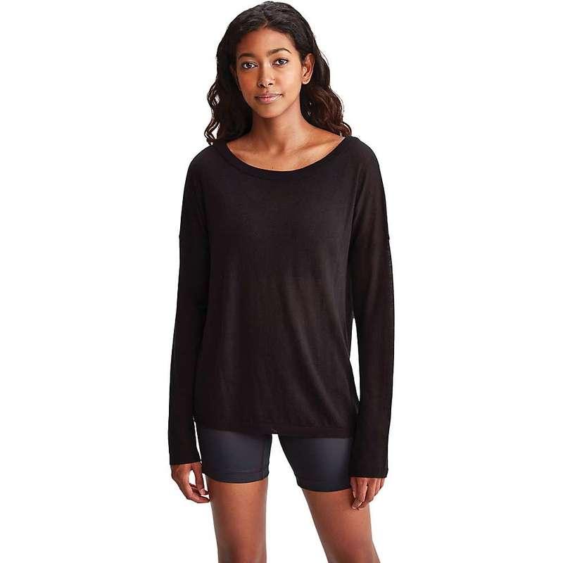 ロル レディース ニット・セーター アウター Lole Women's Caelie Sweater Black
