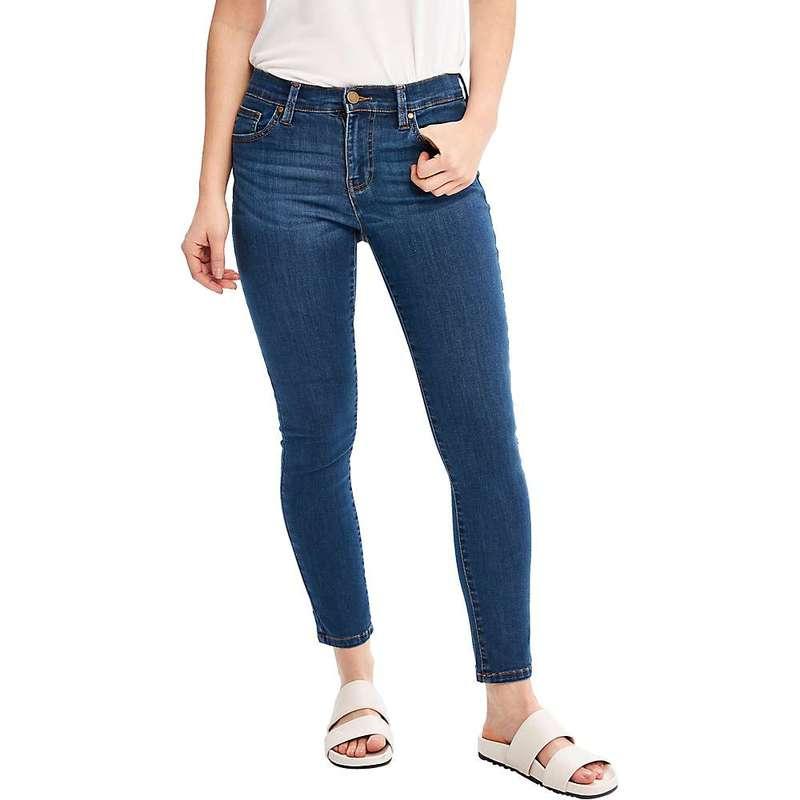 ロル レディース カジュアルパンツ ボトムス Lole Women's Skinny 7/8 Jean True Blue Wash Denim