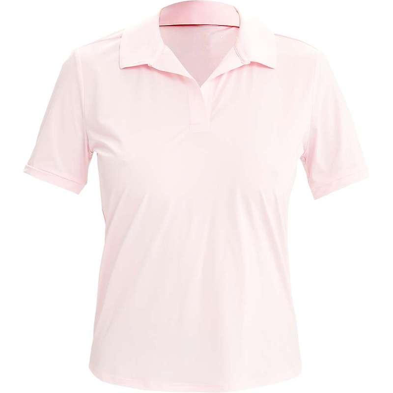 ロル レディース Tシャツ トップス Lole Women's Match Point Polo Pink Salt