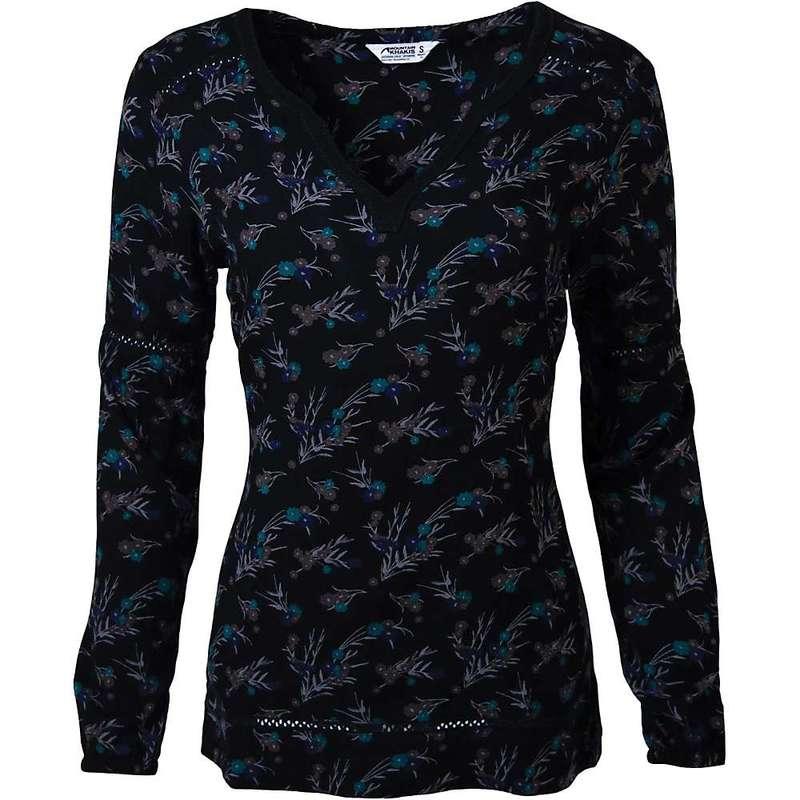 マウンテンカーキス レディース シャツ トップス Mountain Khakis Women's Harvest Shirt Black