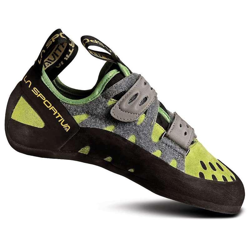 ラスポルティバ メンズ スニーカー シューズ La Sportiva Tarantula Shoe Kiwi / Grey