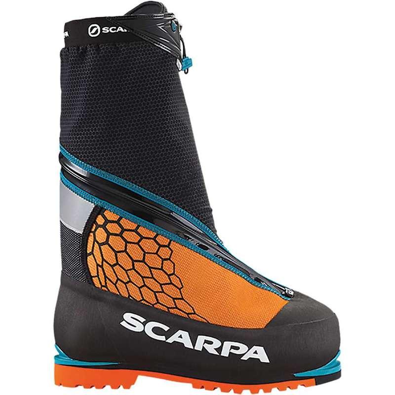 スカルパ メンズ ブーツ・レインブーツ シューズ Scarpa Phantom 8000 Boot Black/Orange