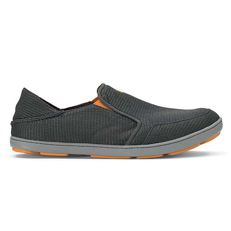 オルカイ メンズ スニーカー シューズ OluKai Men's Nohea Mesh Shoe Dark Shadow / Dark Shadow