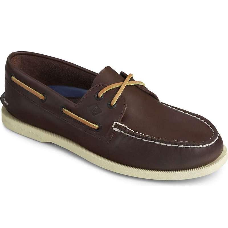 スペリー メンズ スニーカー シューズ Sperry Men's A/O 2 Eye Shoe Classic Brown