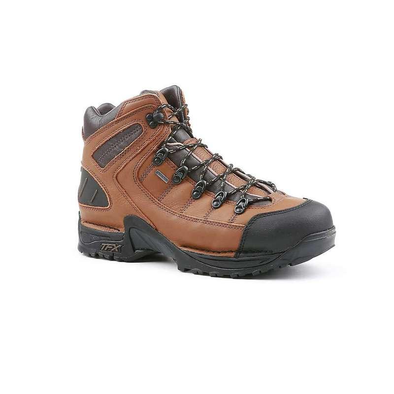 送料無料 サイズ交換無料 ダナー メンズ シューズ ブーツ レインブーツ Danner Brown Men's Boot 5.5IN 453 期間限定で特別価格 本物 GTX