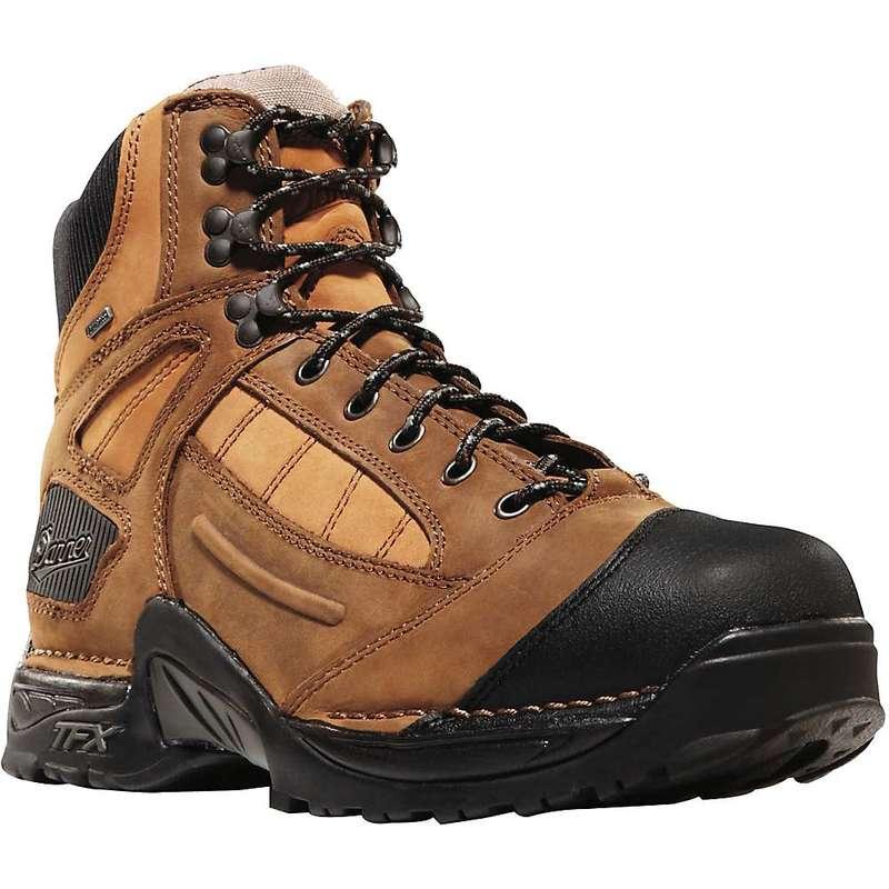 送料無料 サイズ交換無料 ダナー メンズ シューズ ブーツ レインブーツ Boot GTX 6IN 人気ブランド Brown Instigator 卓抜 Men's Danner