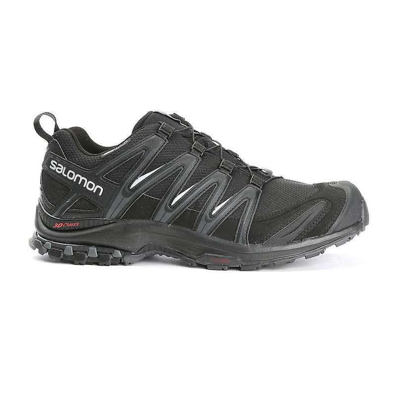 サロモン メンズ スニーカー シューズ Salomon Men's XA Pro 3D CS WP Shoe Black / Black / Magnet