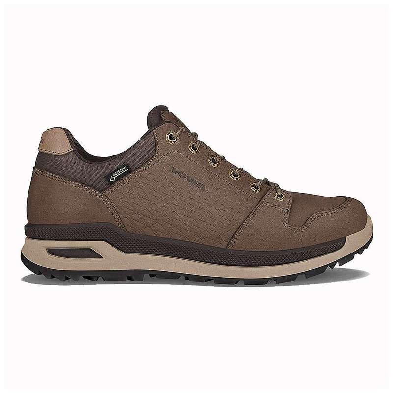 送料無料 大幅にプライスダウン サイズ交換無料 ロワブーツ メンズ シューズ ギフ_包装 ブーツ レインブーツ Men's Locarno Lowa Brown Shoe Lo GTX