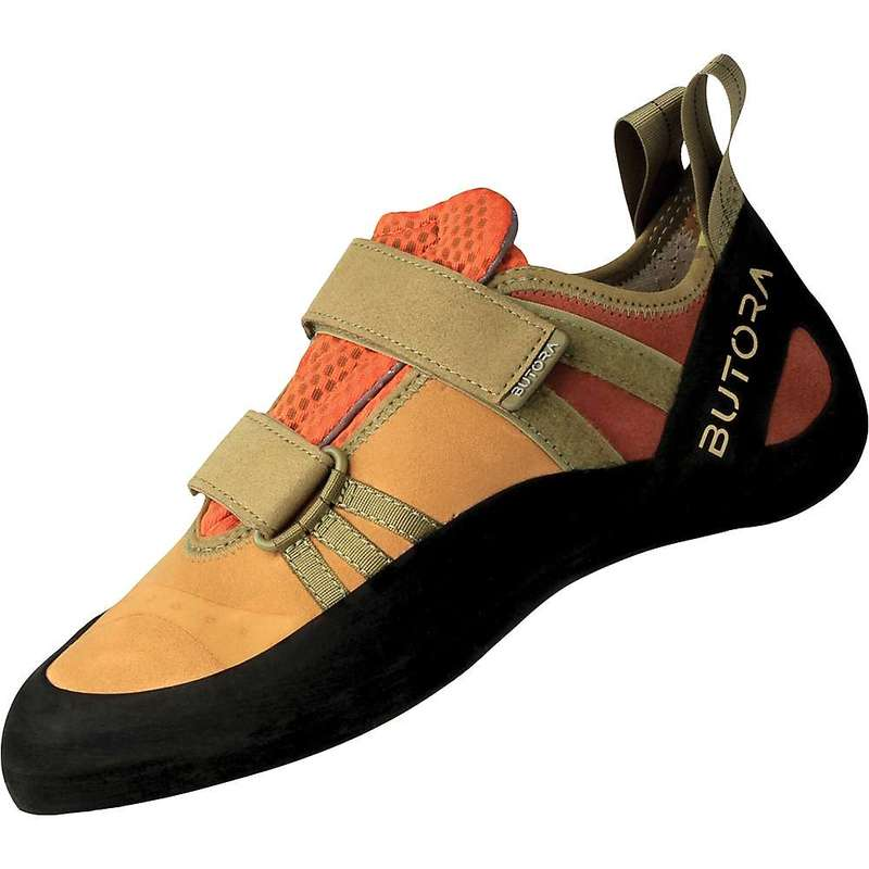 ブュートラ メンズ スニーカー シューズ Butora Men's Endeavor Climbing Shoe Sierra Gold