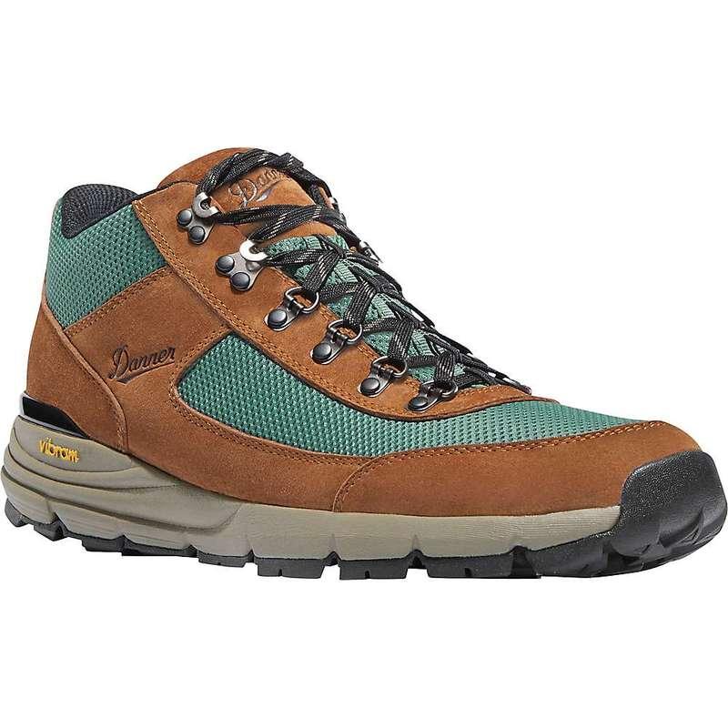 ダナー メンズ ブーツ・レインブーツ シューズ Danner Men's South Rim 600 4.5IN Boot Brown / Teal