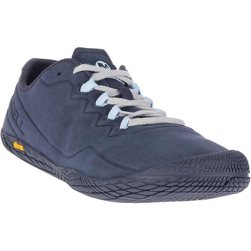 メレル メンズ ブーツ・レインブーツ シューズ Merrell Men's Vapor Glove 3 Luna Leather Shoe Navy