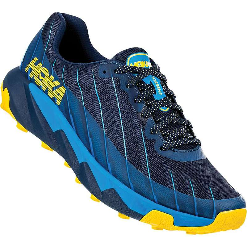 ホッカオネオネ メンズ スニーカー シューズ Hoka One One Men's Torrent Shoe Moonlit Ocean / Dresden Blue