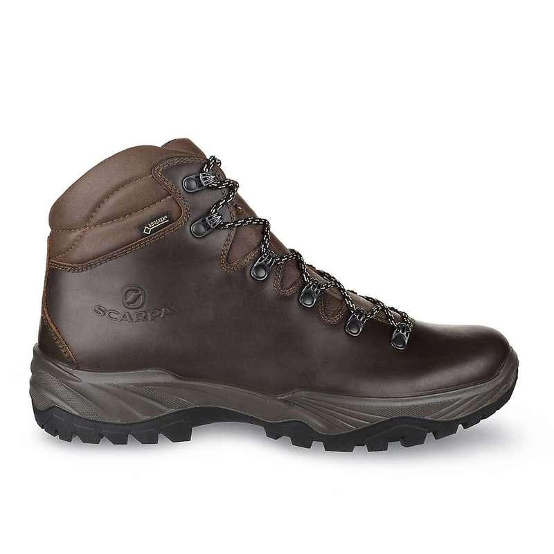 送料無料 サイズ交換無料 スカルパ メンズ シューズ ブーツ レインブーツ Brown 激安 Terra GTX ※アウトレット品 Scarpa Men's Boot