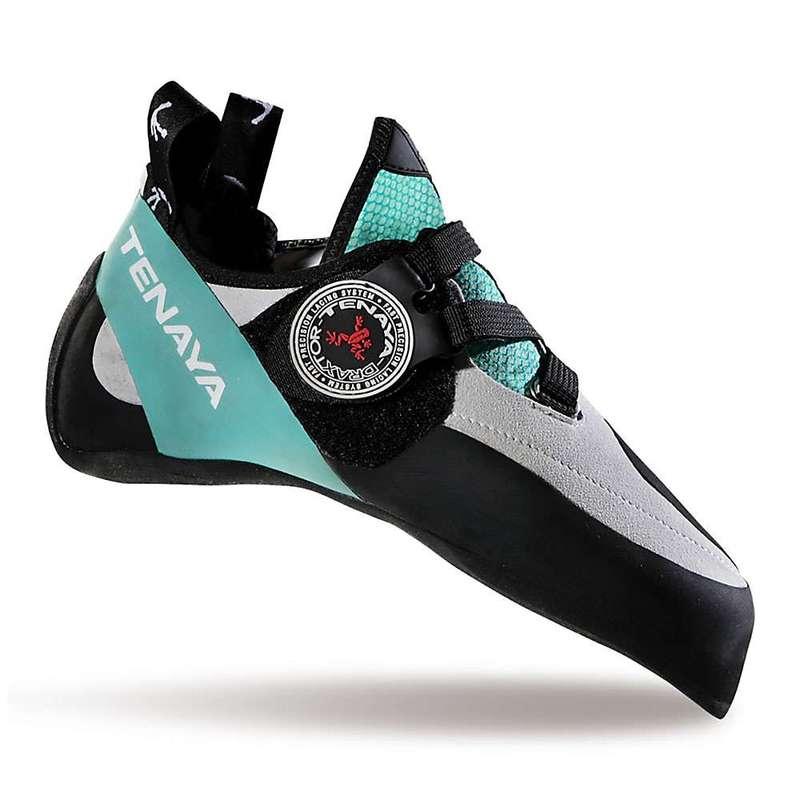 テナヤ メンズ スニーカー シューズ Tenaya Oasi LV Climbing Shoe Black / Teal