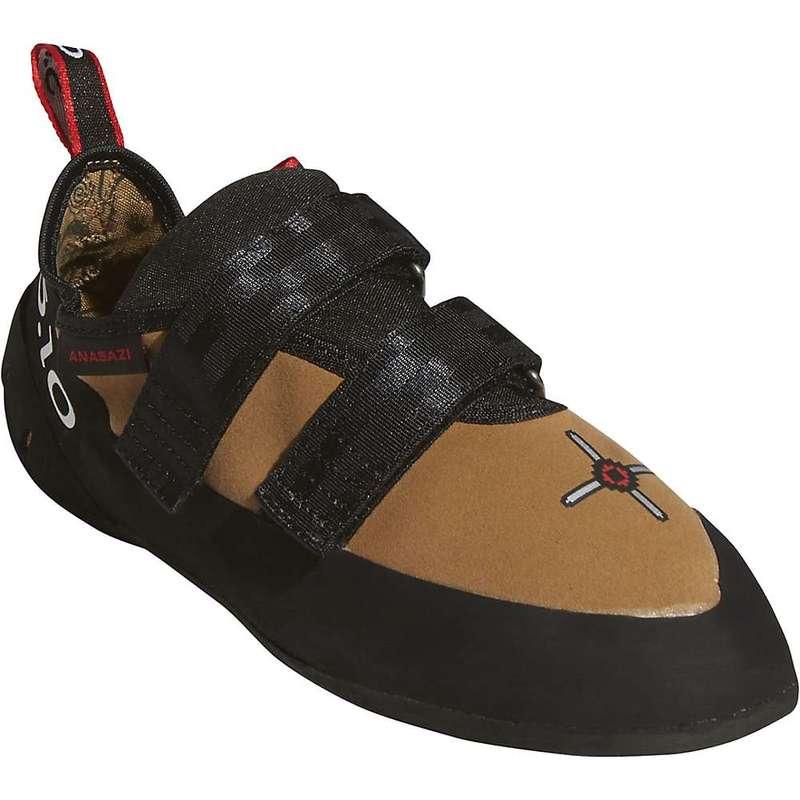 ファイブテン メンズ スニーカー シューズ Five Ten Men's Anasazi VCS Climbing Shoe Raw Desert / Black / Red