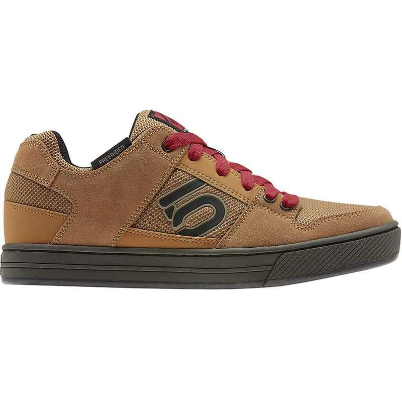 ファイブテン メンズ スニーカー シューズ Five Ten Men's Freerider Shoe Raw Desert / Black / Glory Red