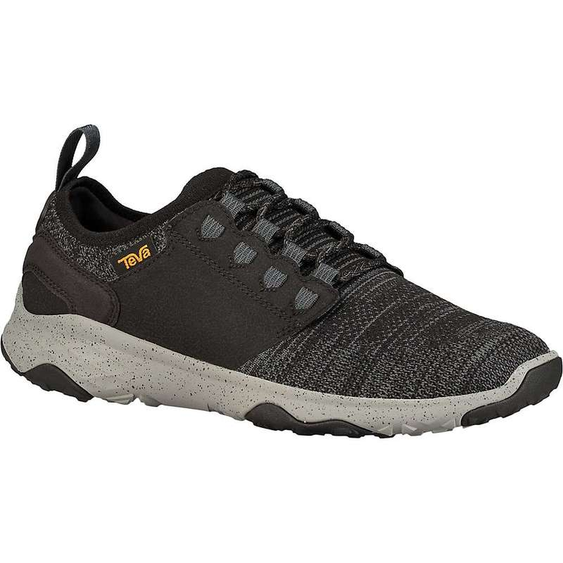 テバ メンズ ブーツ・レインブーツ シューズ Teva Men's Arrowood 2 Knit Shoe Black
