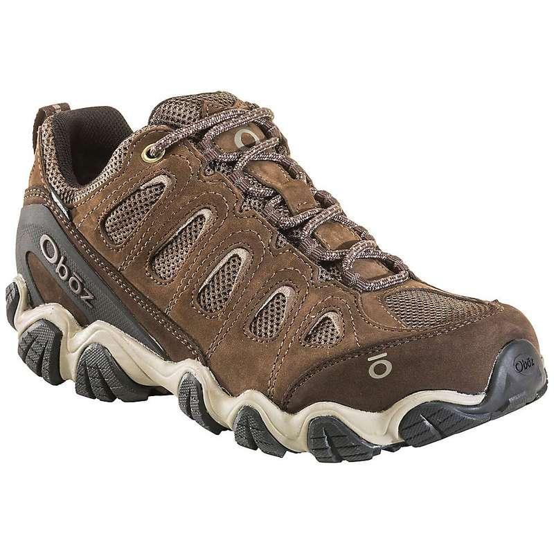 オボズ メンズ ブーツ・レインブーツ シューズ Oboz Men's Sawtooth II Low BDry Shoe Walnut