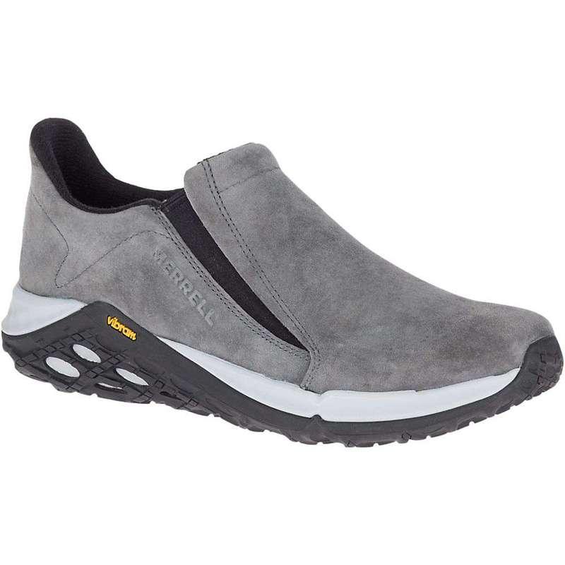 メレル メンズ スニーカー シューズ Merrell Men's Jungle Moc 2.0 Shoe Granite
