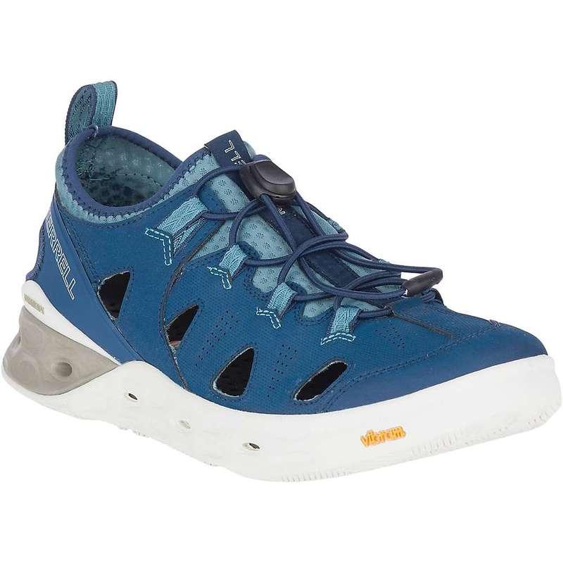 メレル メンズ ブーツ・レインブーツ シューズ Merrell Men's Tideriser Sieve Shoe Bluewing