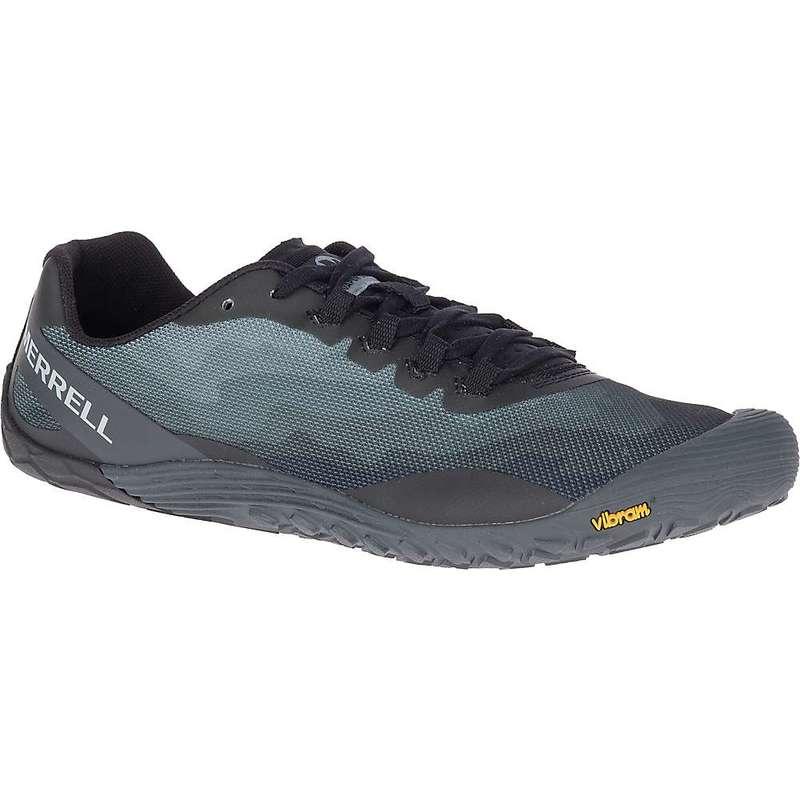 メレル メンズ スニーカー シューズ Merrell Men's Vapor Glove 4 Shoe Black