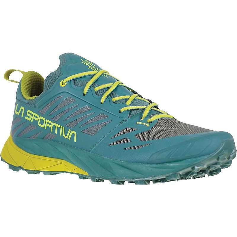 ラスポルティバ メンズ スニーカー シューズ La Sportiva Men's Kaptiva Shoe Pine / Kiwi