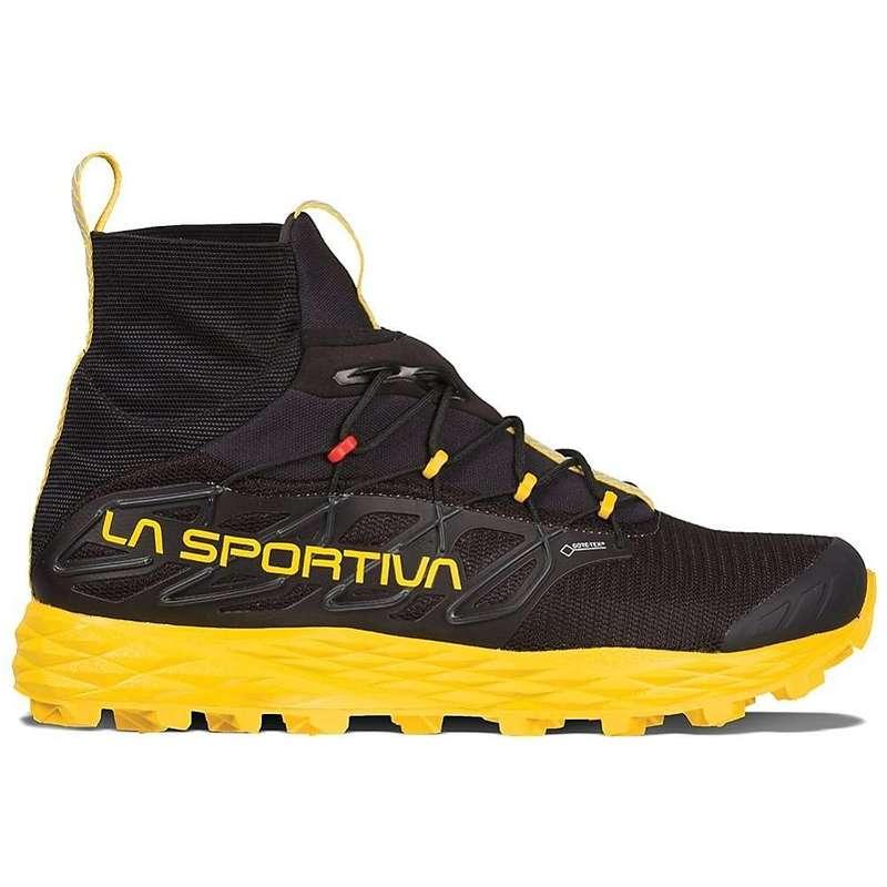 ラスポルティバ メンズ スニーカー シューズ La Sportiva Blizzard GTX Shoe Black / Yellow