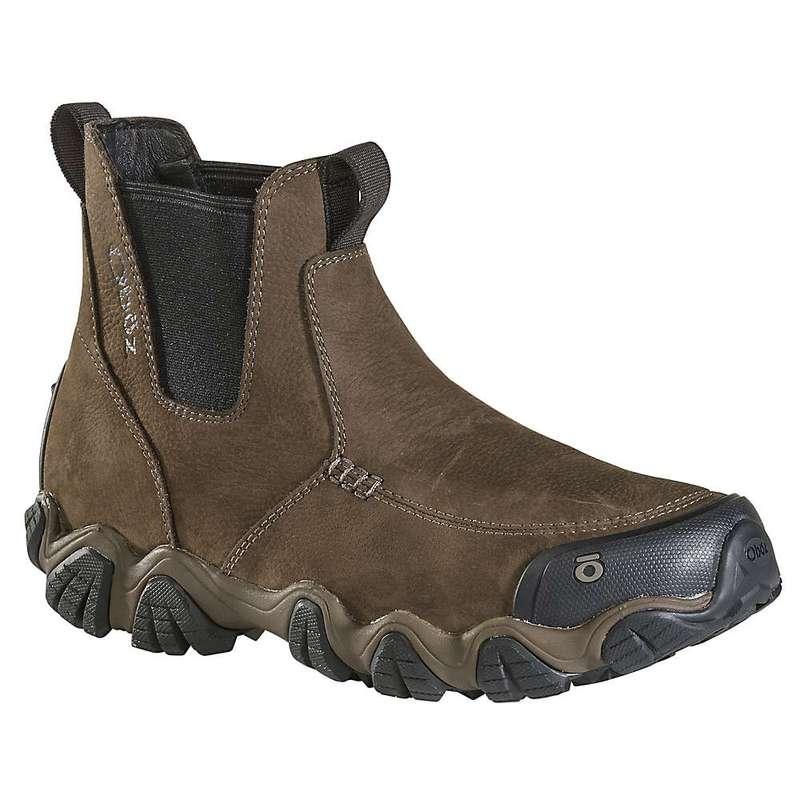 オボズ メンズ スニーカー シューズ Oboz Men's Livingston Mid Shoe Hickory